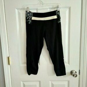 Cynthia Rowley Capri leggings size small